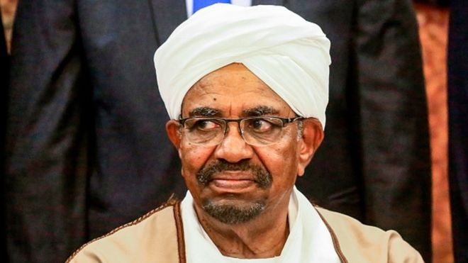 Omar al-Bashir,